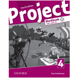 Project 4 - Workbook With Audio Cd - Fourth Edition -