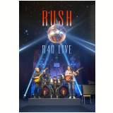 Rush - R40 Live (DVD) - Rush