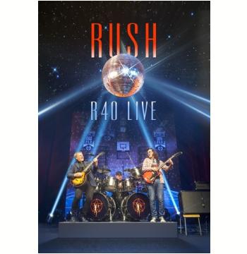 Rush - R40 Live (DVD)