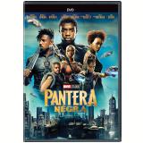 Pantera Negra (DVD) - Chadwick Boseman