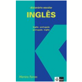 Dicionário Escolar Inglês