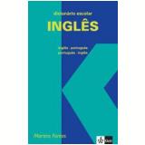 Dicionário Escolar Inglês - Klett