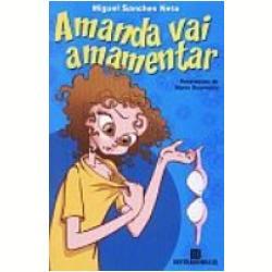 Amanda Vai Amamentar - Livros