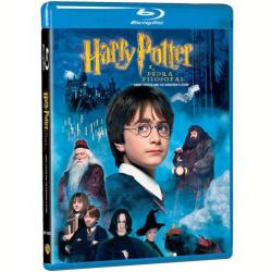 Blu - Ray - Harry Potter e a Pedra Filosofal - Vários ( veja lista completa ) - 7892110052696
