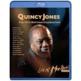 Quincy Jones - 75th Birthday Celebration Live - Live at Montreux 2008 (Blu-Ray) - Quincy Jones