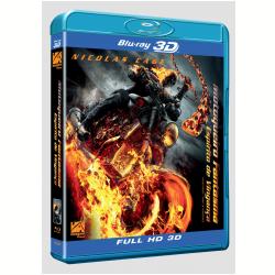 Blu - Ray - Motoqueiro Fantasma - Espirito de Vingança 3D - Vários ( veja lista completa ) - 7899154513626