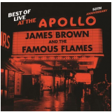James Brown - Best Of Live At The Apollo (CD) - James Brown