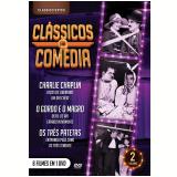 Clássicos Da Comédia Vol 2 (DVD) - Vários (veja lista completa)