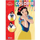 Disney Colorir Grande - Branca de Neve - Jason Aaron