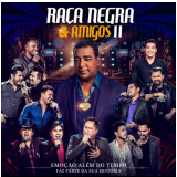 Raça Negra e Amigos 2 (CD) - Raça Negra