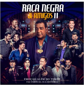 Raça Negra & Amigos II (CD)