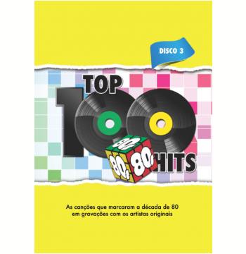 Box Top 100 Hits 80'S (DVD)