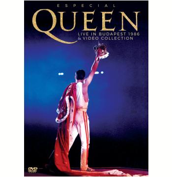 Queen - Especial Queen (DVD)