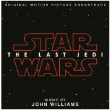 Star Wars - The Last Jedi - OST (CD) - Vários Artistas