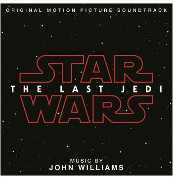 Star Wars - The Last Jedi - OST (CD)
