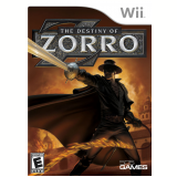 The Destiny of Zorro (Wii) -