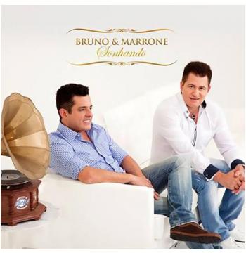Bruno E Marrone - Sonhando (CD)