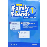 Family And Friends 1 Teacher's Book Pack - Second Edition -