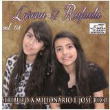 Lorena E Rafaela (vol. 4) (CD) - Lorena E Rafael