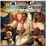 Fundo De Quintal - O Quintal Do Samba (CD) - Fundo de Quintal