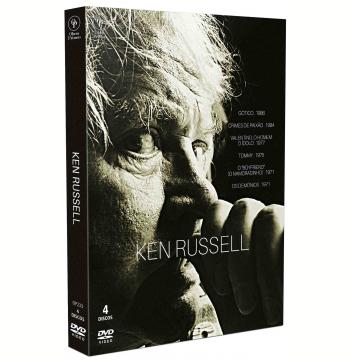 Ken Russell - Digipak + 6 Cards (DVD)
