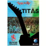 Titãs, Xutos & Pontapés - Ao Vivo - Rock In Rio (DVD) - Titãs, Xutos , Pontapés