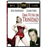 Uma Viúva Em Trinidad (DVD) - Glenn Ford, Rita Hayworth