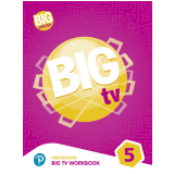Big English 5 - Big Tv Workbook - American Edition