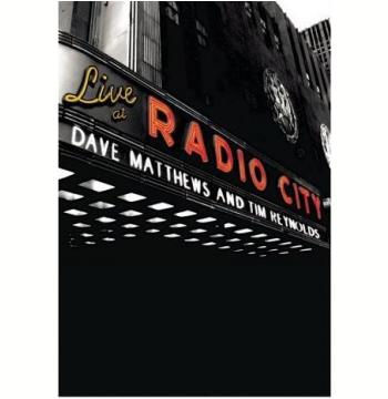 Dave Matthews and Tim Reynolds - Live at Radio City (DVD)
