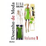 Desenho de Moda (Vol. 1) - Bina Abling