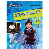 Steps In English Teens 7 Ano - Victoria Keller