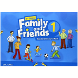 Family And Friends 1 Teacher's Resource Pack - Second Edition -
