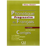 Phonetique Progressive Du Francais -corriges - 2e Edition - Lucile Charliac