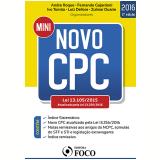 Mini Novo CPC - Lei 13.105/2015 Atualizada Pela Lei 13.256/2016 - Vários (veja lista completa)