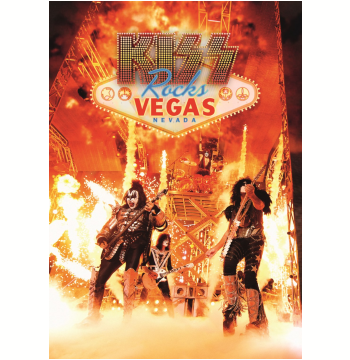 Kiss - Rock Vegas Nevada (DVD)