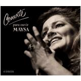 Box - Maysa - Convite Para Ouvir Maysa (CD) - Maysa