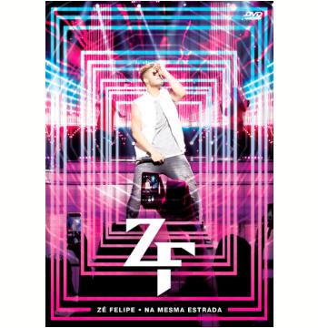 Zé Felipe - Na Mesma Estrada  (DVD)
