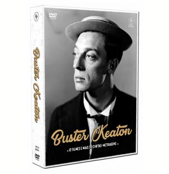 Edição Especial - Buster Keaton + 6 Cards (Digipak) (DVD)