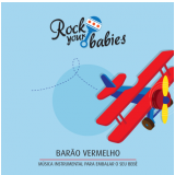 Barão Vermelho - Rock Your Babies (CD) - Barão Vermelho