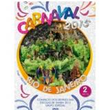 Carnaval 2015 - Rio de Janeiro (DVD) - Varios Interpretes