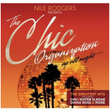 The Chic Organization - Up All Night (CD) -