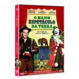 O Maior Espetáculo Da Terra (DVD) - James Stewart, Charlton Heston