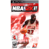 NBA 2K11 (PSP) -