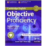 Objective Proficiency Student's Book With Answers And Downloadable Software - Annette Capel