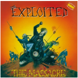 The Exploited - The Masscre (CD) - The Exploited