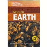 Footprint Reading Library - Level 8  3000 C1 - Mars On Earth - American English + Multirom - Rob Waring