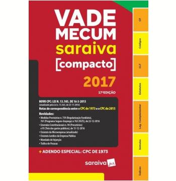 Vade Mecum Compacto 2017 (Brochura)
