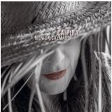 Mônica Salmaso - Caipira (Digipack) (CD) - Mônica Salmaso
