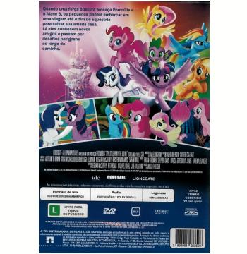 My Little Pony - O Filme (DVD)