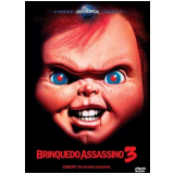Brinquedo Assassino - Vol. 3  (CD) + (DVD) - Jack Bender (Diretor)